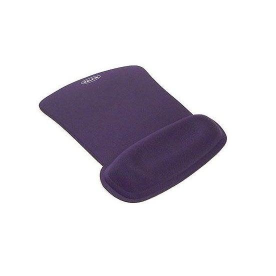 Belkin F8e262-Blu Waverest Gel Mouse Pad - Blue