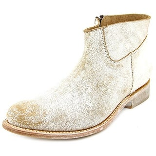 Matisse Duke Round Toe Leather Ankle Boot