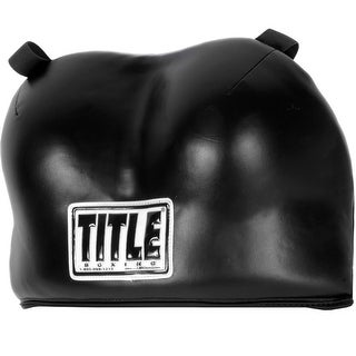 Title Boxing Female Training Adjustable Chest Protector - Black