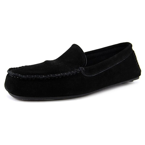 L.B. Evans Darren Men Moc Toe Suede Slipper