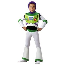 Toy Story Buzz Lightyear Deluxe Child Costume (2 options available)