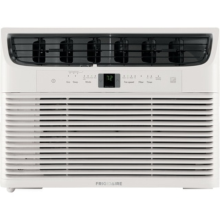 Frigidaire Energy Star 15,000 BTU 115V Window-Mounted Median Air Conditioner with Full-Function Remote Control