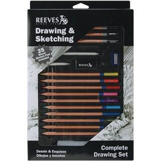 Reeves Complete Drawing & Sketching Set-
