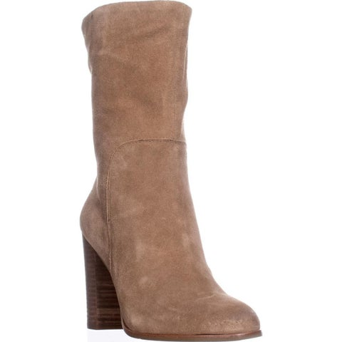 Kenneth Cole Jenni Pull-On Ankle Booties, Desert - 8.5 US / 39.5 EU