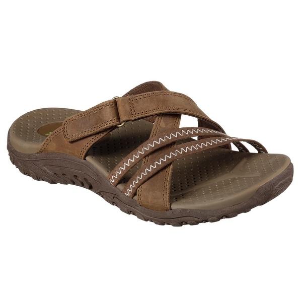 Skechers 40969 DSCH Women's REGGAE-CAPTIVE Sandal