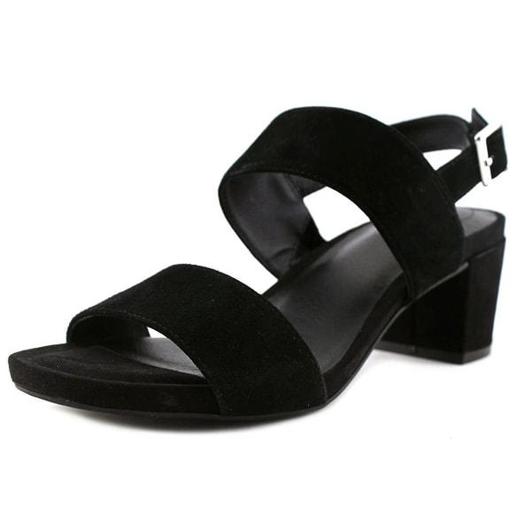 Giani Bernini Maggiee Women Black Sandals
