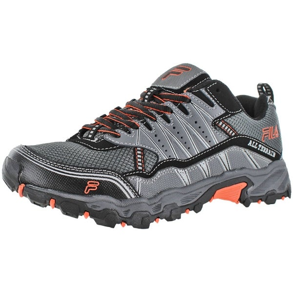 Fila Men's At Tractile Trail Hiking Sneakers Shoes