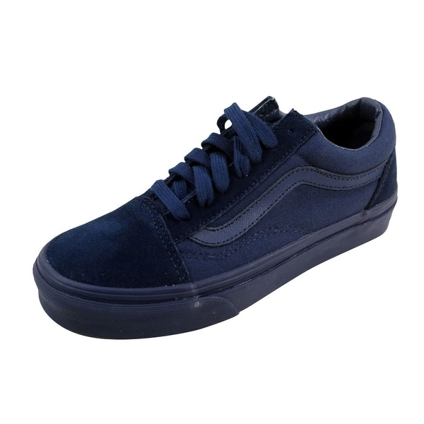 Shop Vans Men s Old Skool Mono Dress Blues VN0A31Z9JIN - Free ... bfdce55f9