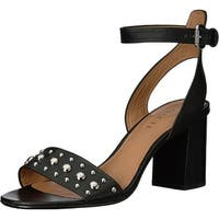 Coach Womens Paige Open Toe Casual Ankle Strap Sandals