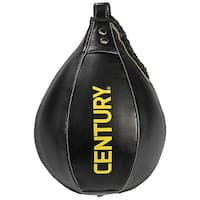 "Century Brave 10"" x 7"" Vinyl Speed Bag - Black"