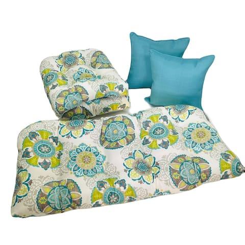 Outdoor Allodalla Oasis 5 Piece Cushion Set - 19