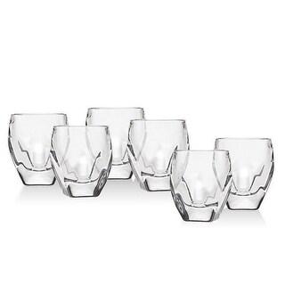 Godinger 48741 1.5 oz Stockholm Shot Glass - Set of 6