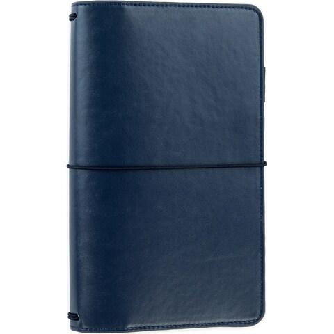 "Echo Park Traveler's Notebook 6""X9""-Navy"