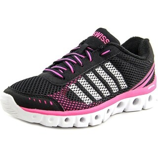 K-Swiss X Lite Athletic CMF Women Round Toe Synthetic Black Sneakers