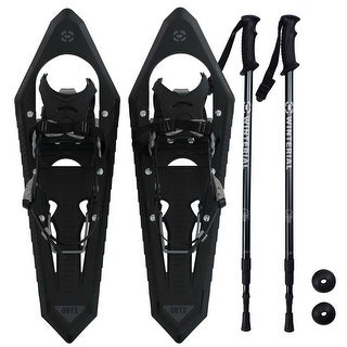 Winterial Advanced Mountain Terrain Snowshoes, Backcountry Snowshoeing, Adult, NEW 2018 MODEL!