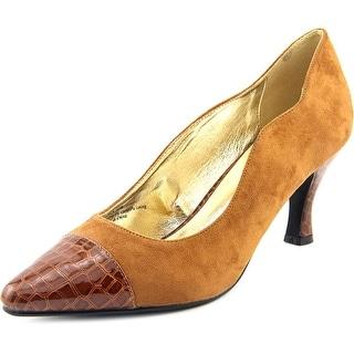 Bellini Zaza Women W Pointed Toe Synthetic Heels