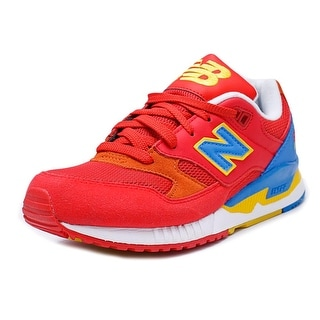 New Balance W530 Women Round Toe Canvas Multi Color Sneakers