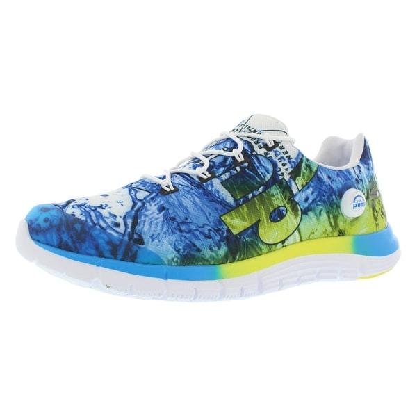 Reebok Z Pump Fusion Splash Running Men's Shoes