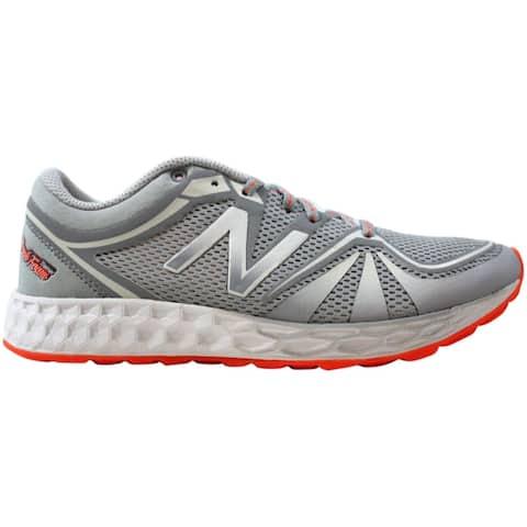 New Balance Fresh Foam 822v2 Silver/Orange WX822GD2 Women's