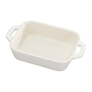 "Staub Ceramic 5.5"" x 4"" Rectangular Baking Dish"