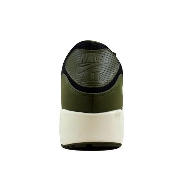 Shop Nike Air Max 90 Ultra 2.0 Essential BlackLegion Green