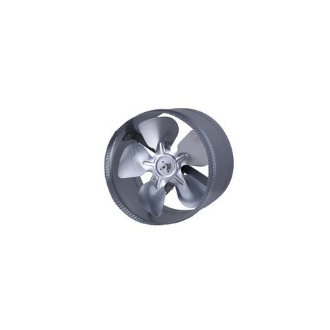 Canarm D10S 647 CFM 3 Sone In-Line Boosted Duct Exhaust Fan - na
