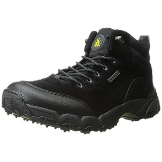 Icebug Mens Creek2 Leather Insulated Hiking Boots - 9