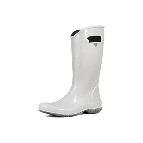 Bogs Outdoor Boots Womens Rainboot Glitter Pull On Waterproof
