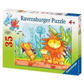 Ravensburger Adorable Lions 35 Pieces Puzzle