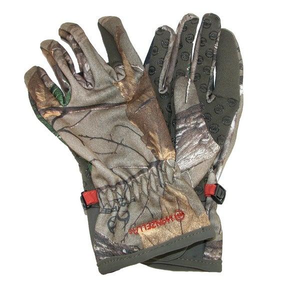 Manzella Women's Realtree Xtra Camouflage Bow Ranger Hunting Gloves