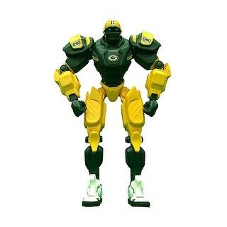 "NFL Green Bay Packers Fox 10"" Robot Action Figure"