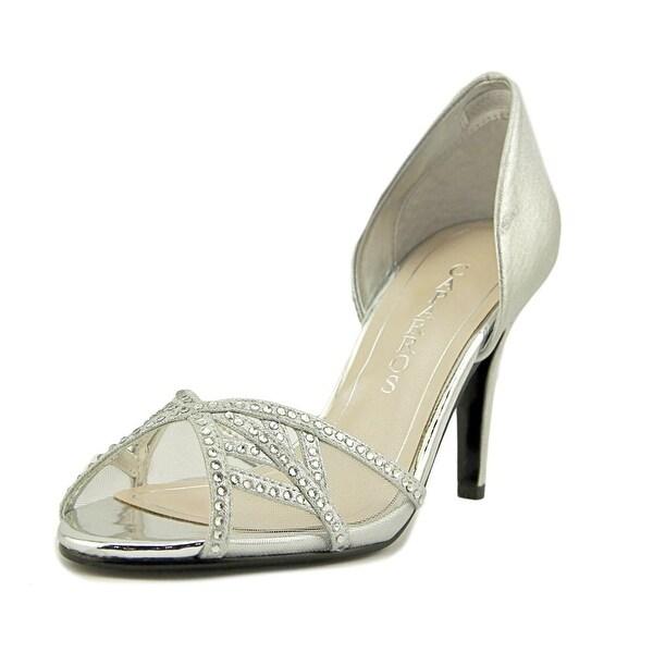 Caparros Cecilia Women Silver Metallic Sandals