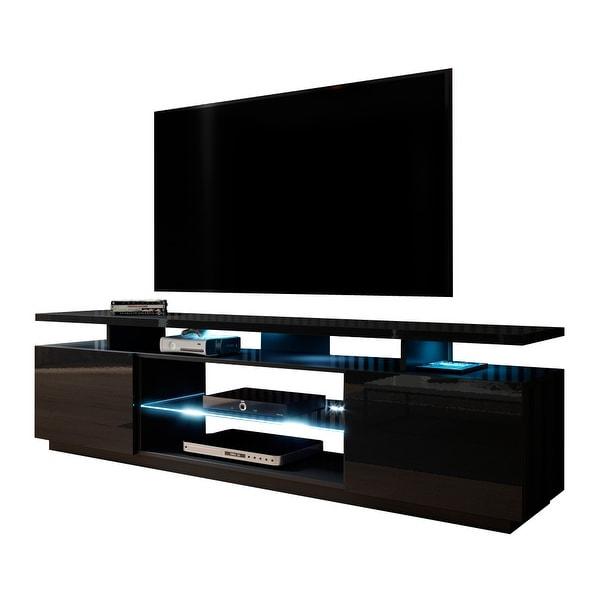 Eva-K Modern 71-inch TV Stand. Opens flyout.