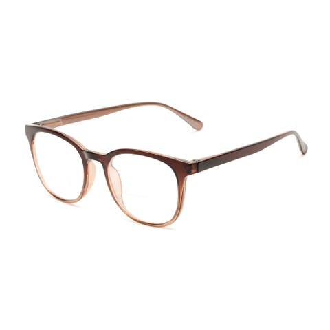 Readers.com The Norwich Bifocal Round Reading Glasses