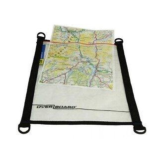 Overboard 418570 Waterproof A4 Map Pouch