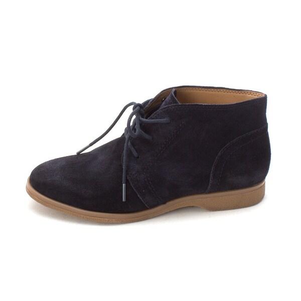 Franco Sarto Womens pebbles Closed Toe Ankle Fashion Boots - 6