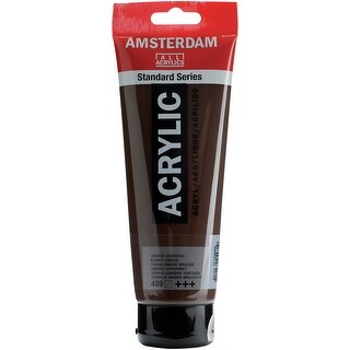 Amsterdam Standard Acrylic Paint 250Ml-Burnt Umber