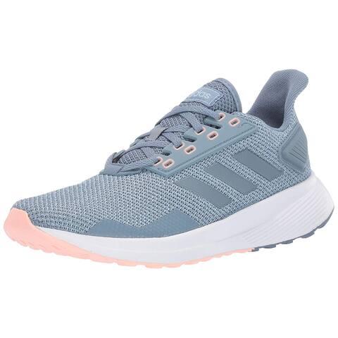 Adidas Womens Duramo 9 Running Shoe, Adult
