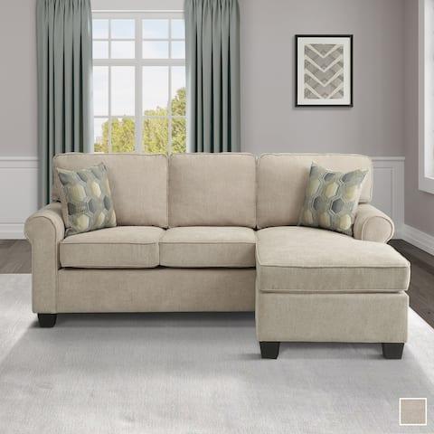 Cadmus Reversible Sofa Chaise