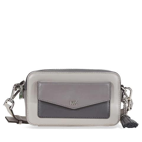 MICHAEL Michael Kors Tricolor Leather Camera Bag