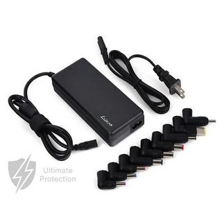 Luxa2 Energ Bar 90W Universal Laptop Adapter For Asus, Acer, Hp, Ibm, Lenovo, Dell, Toshiba, Ultrabook (Po-Ula-Pc90bk-00