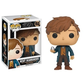 Fantastic Beasts Funko POP Vinyl Figure: Newt with Egg