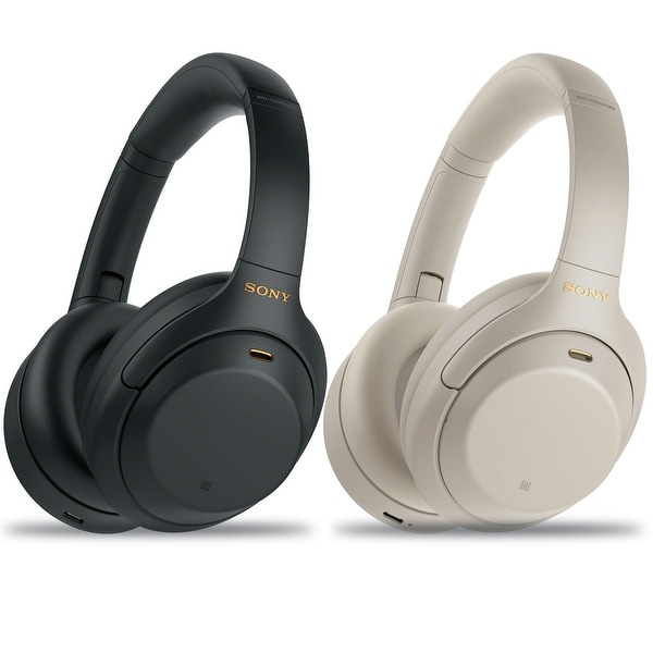 Sony WH-1000XM4 Wireless Industry Leading Noise Canceling Overhead. Opens flyout.