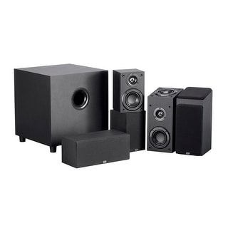Link to Monoprice Premium 5.1.2-Ch. Immersive Home Theater System - Black with 8 Inch 200 Watt Subwoofer Similar Items in Home Theater