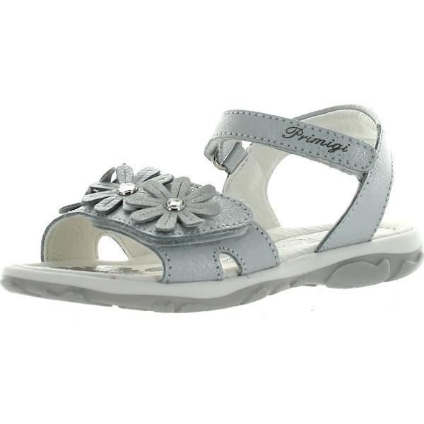 Primigi Girls Bloomy Fashion Sandals - argento leather