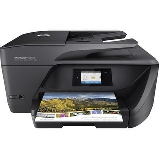 HP OfficeJet Pro 6968 All-in-One Printer OfficeJet Pro 6968 All-in-One Printer