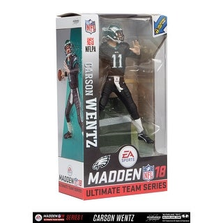 NFL Madden Ultimate Team Series 18 Philadelphia Eagles: Carson Wentz - multi