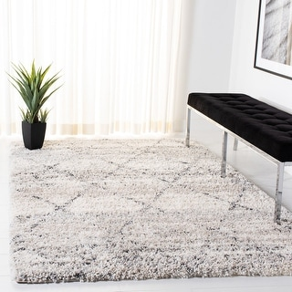 Link to Safavieh Fontana Shag Alja 2-inch Thick Rug Similar Items in Shag Rugs