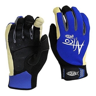 Aftco Mens RELEASE GLOVE, Blue