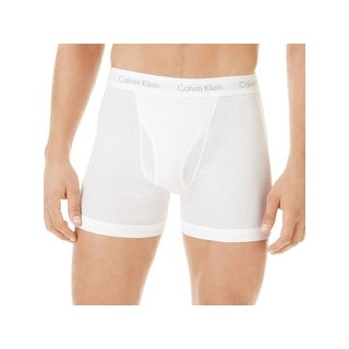 Nu3019-Boxer Brief (3-Pack) In White